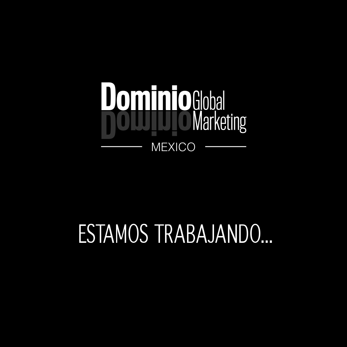 Logotipo Dominio Global Marketing